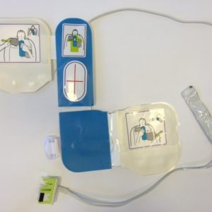 Övningselektroder