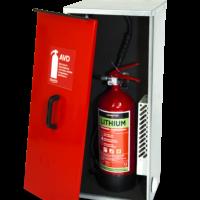 Batteribränder -lithium